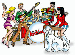 Archie, Jughead, Veronica