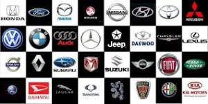 Vehicle Brands available in Australia